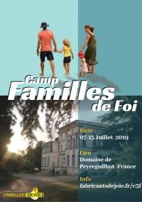 Camp Familles de Foi France
